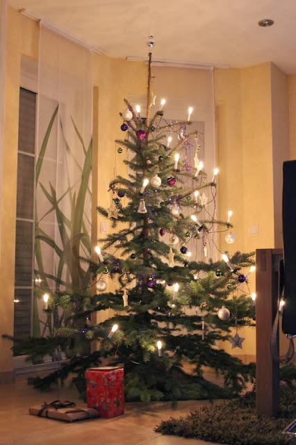Frohe Weihnachten & ein dickes Dankeschön!