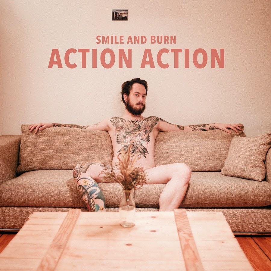 """Lachen und Brennen – """"Action Action"""" Review der neuen SMILE AND BURN Platte"""