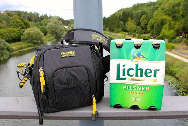 Herrenhandtaschenduell – SPRO Shoulder Bag VS. LICHER Sechserzug