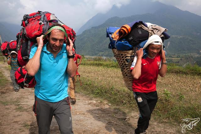 Haglöfs Rucksack Roc Rescue 40 im Nepal Test – Rosamunde Pilcher für Hartrocker