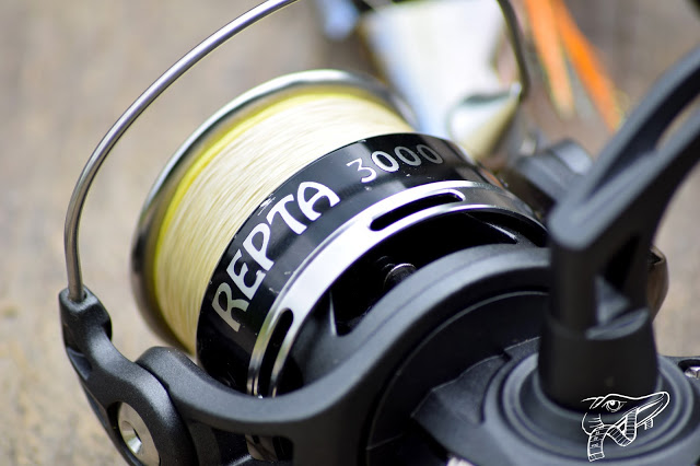 WFT Repta im Abgemetert-Test – Das kleine Schwarze für Spinnfischer