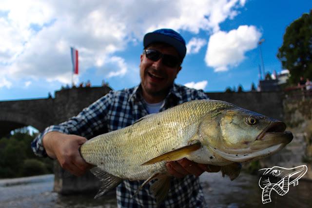 Sommer, gute Laune: Lurefans CC Wobbler – Mückenklatsche für alle Raubfische